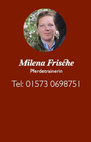 Kontakt Milena Frische