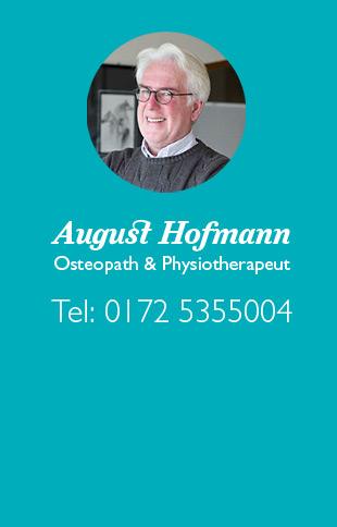 Kontakt August Hofmann